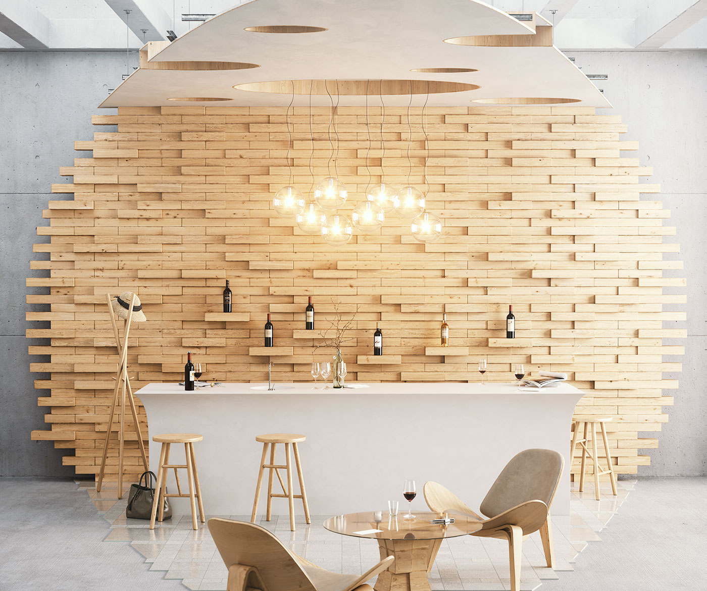 Atelier d\'Agencement - Architecture bois, aménagement intérieur